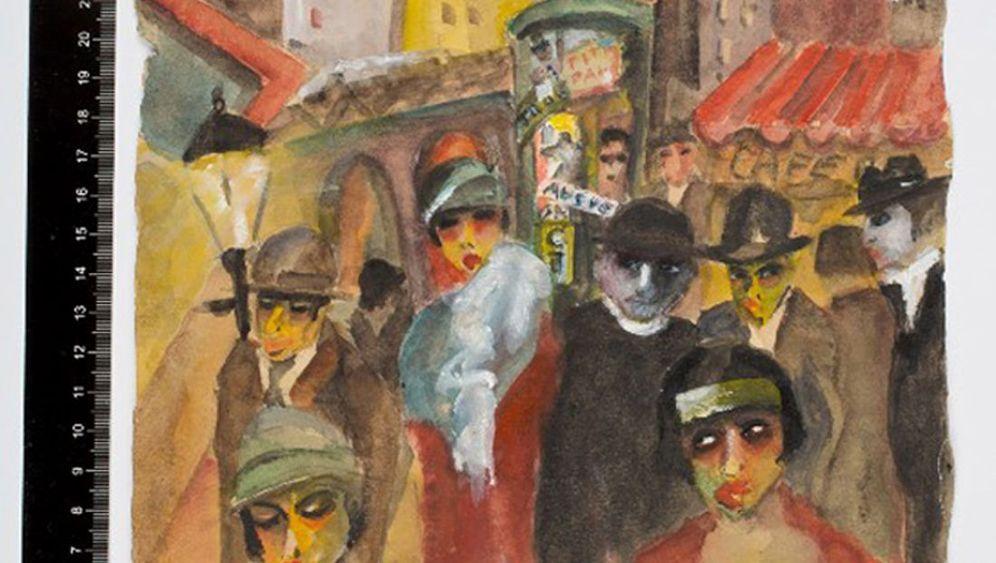 Mutmaßliche Fälschungen: Aufregung in der Kunstwelt Berlins
