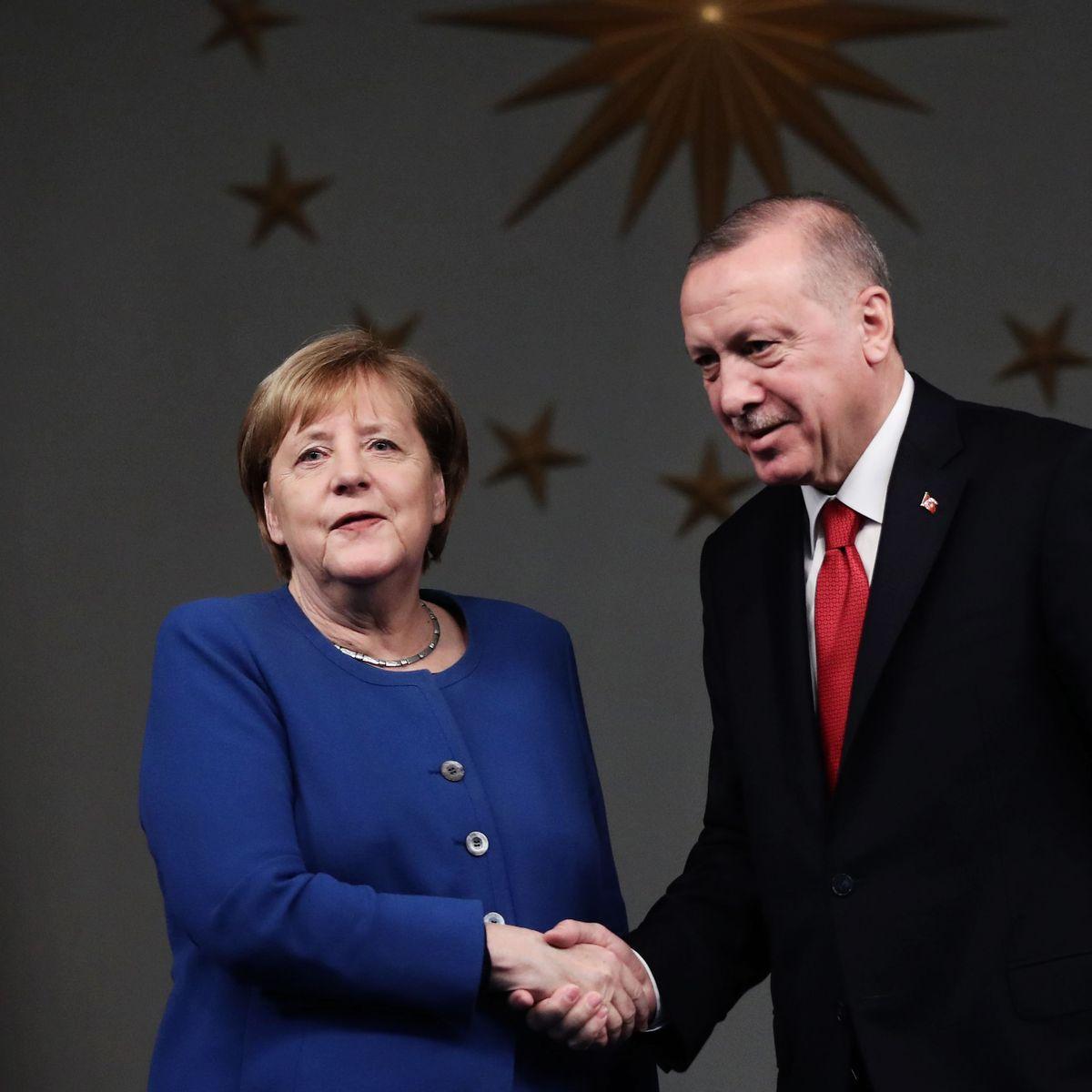 Treffen mit Erdogan: Merkel stellt Türkei weitere Hilfe in Aussicht