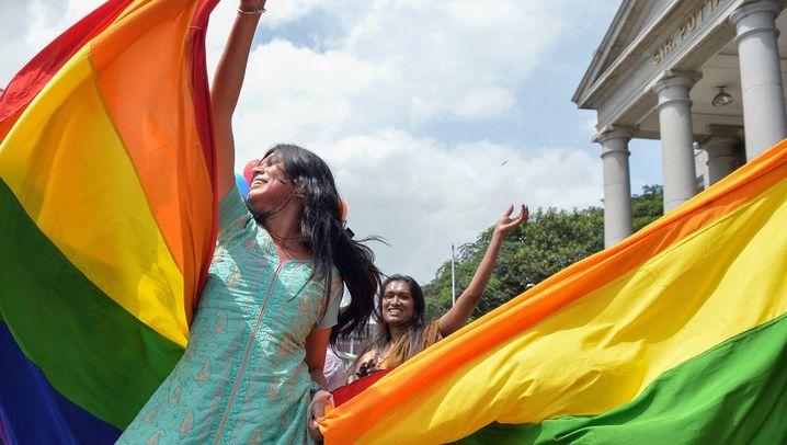 Indien: Homosexualität keine Straftat mehr