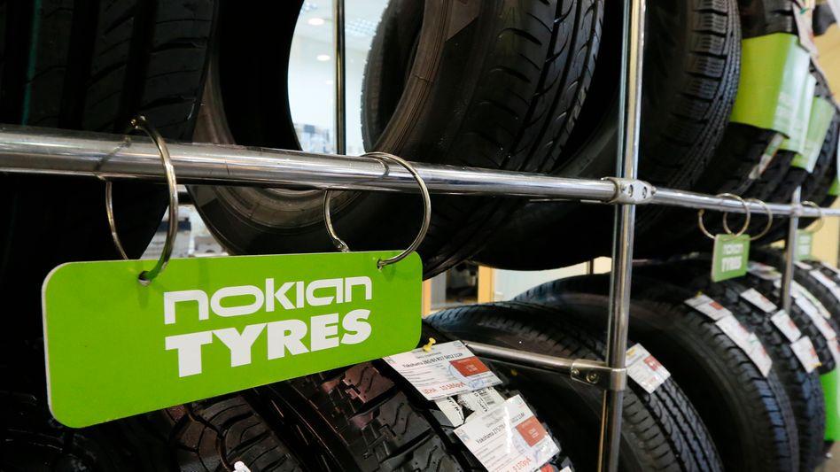 Reifen von Nokian: Etikettenschwindel bei Tests