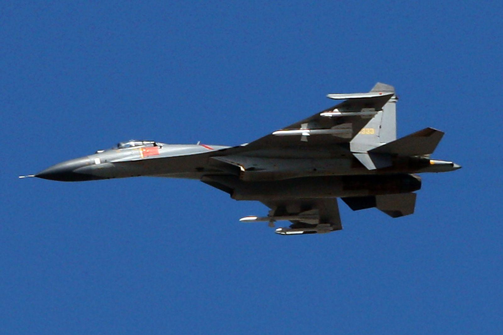 China Kampfjet