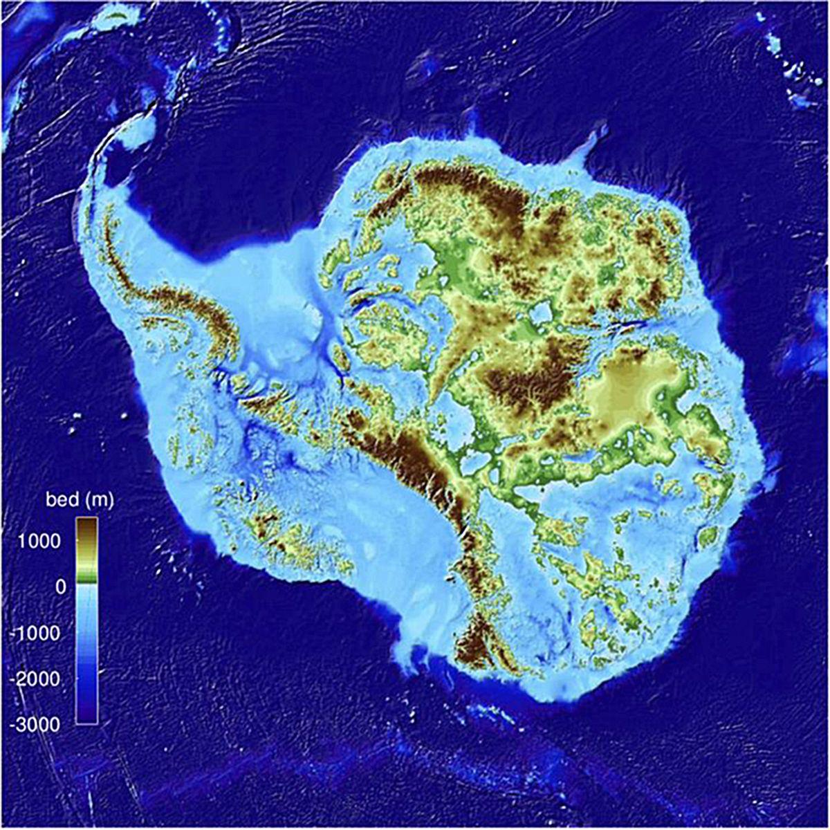 Antarktis Forscher Entdecken Tiefsten Punkt Auf Einer