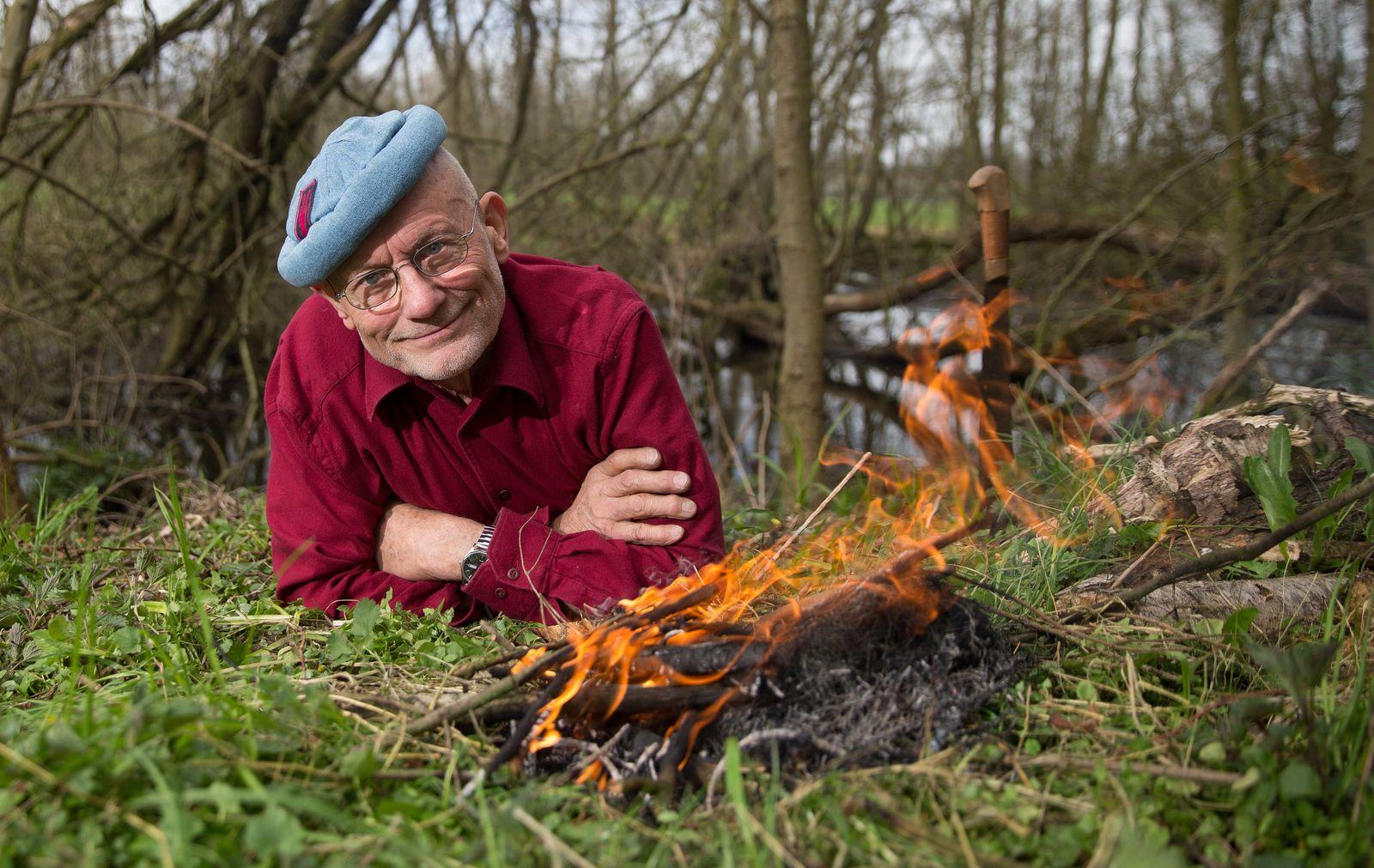 Rüdiger Nehberg feiert 80. Geburtstag