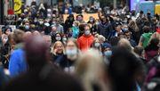 6638 neue Corona-Fälle - Robert Koch-Institut meldet Höchstwert für Deutschland