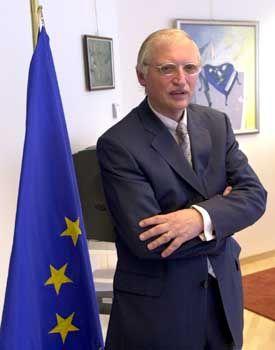 """Günter Verheugen: """"Das ist optimal"""""""