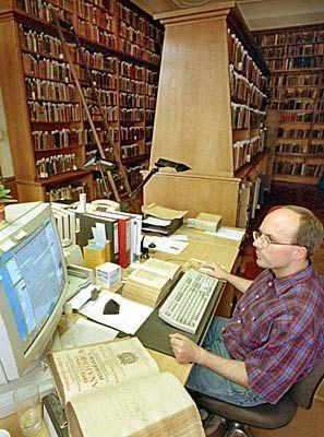 Herzogliche Bibliothek Gotha/Thüringen: Kulturelles Erbe Europas erhalten