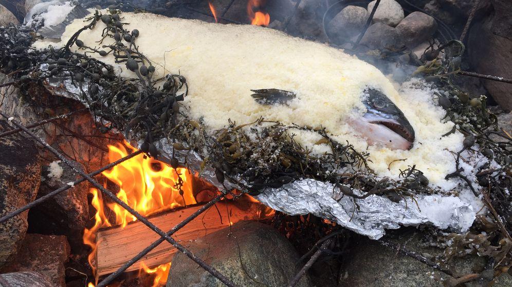 Meerschneeflocken: Salziger geht's nicht