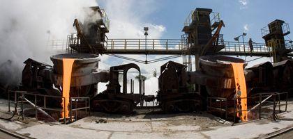 Stahlwerk in Tschechien: Gipfelerfolg um jeden Preis?