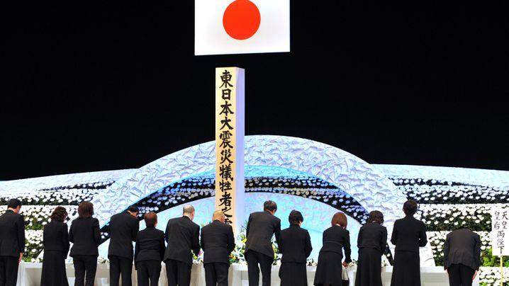 11. März in Japan: Ein Tag voller Schmerz und Wut