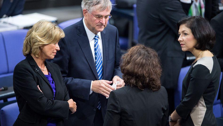 Bundestag: Abgeordnete werden in Sterbehilfe-Debatte persönlich