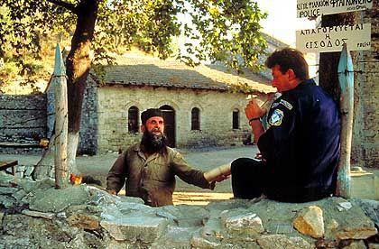 Mönchsrepublik Athos: Zutritt für Frauen untersagt