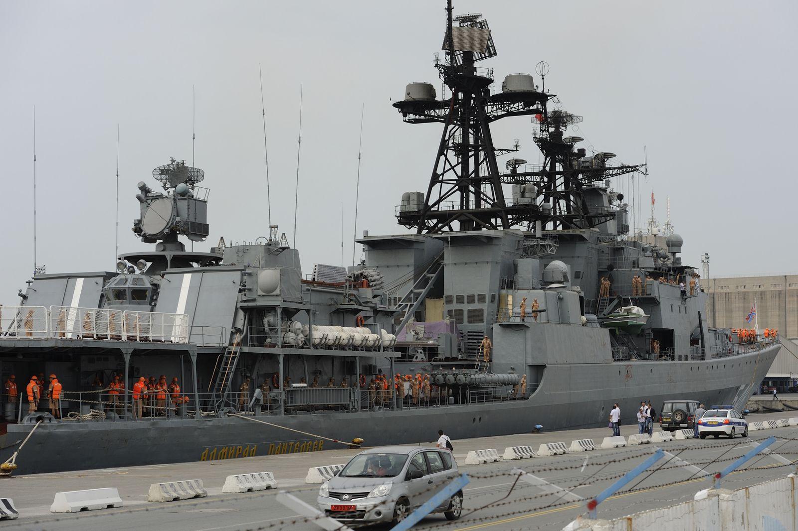 Admiral Panteleyev