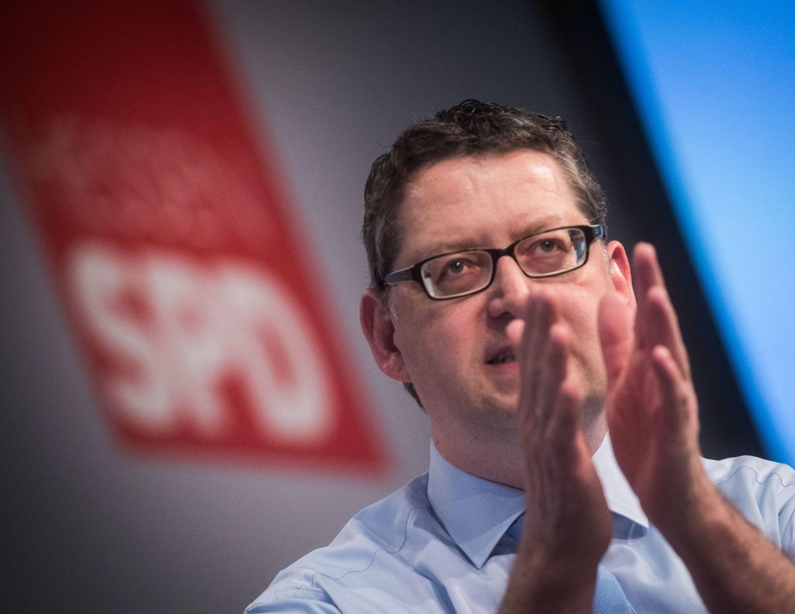 EINMALIGE VERWENDUNG Bundestagswahl 2017/ Politiker/ Zitate/ Thorsten Schaefer-Guempel