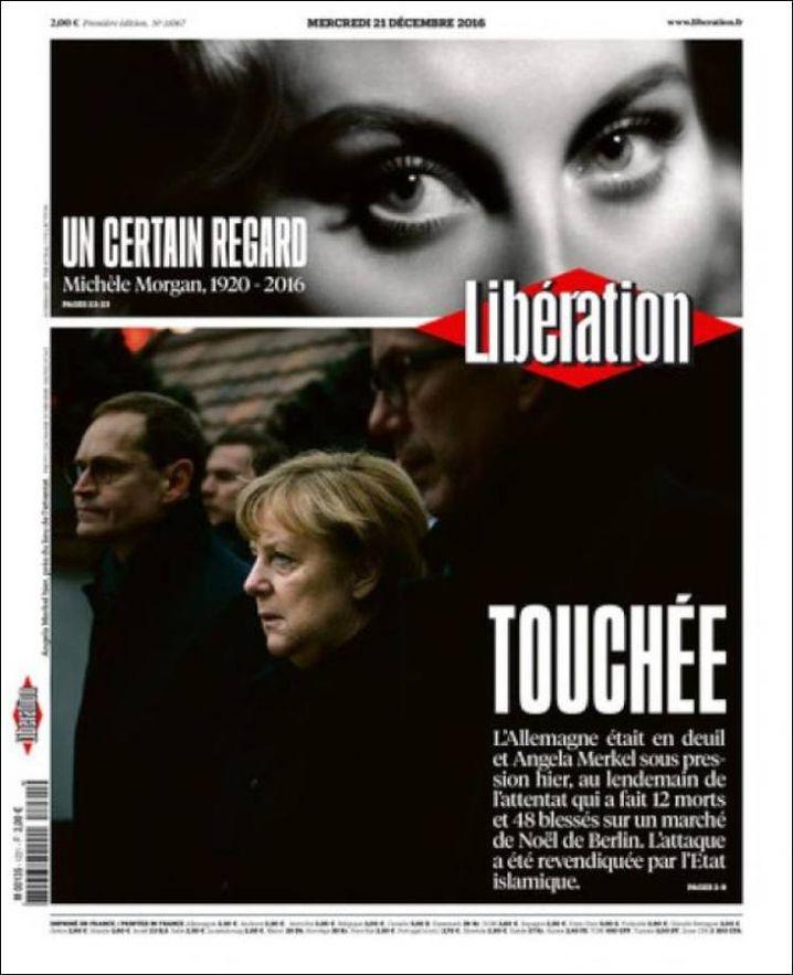 """""""Libération""""-Cover"""