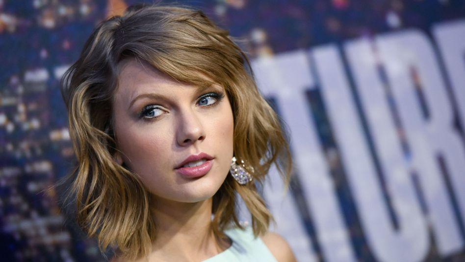 Steht Streaming-Diensten skeptisch gegenüber: Pop-Sängerin Taylor Swift