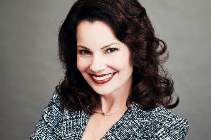 Jetzt Gewerkschaftsboss: Schauspielerin Fran Drescher