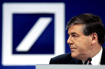 Deutsche-Bank-Chef Ackermann: Spekulationen über Nachfolger
