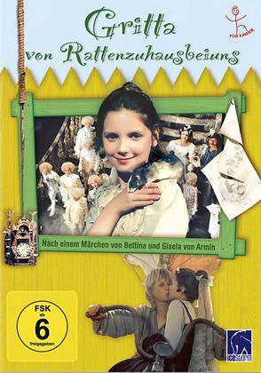 DVD Beipacker Juli 2012 / Gritta von Rattenzuhausebeiuns
