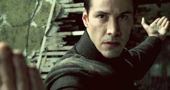 """Der """"Auserwählte"""" Neo: Keanu Reeves wird vom Weichei zum Messias"""