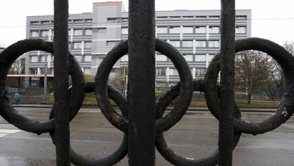 Doping-Labor in Moskau