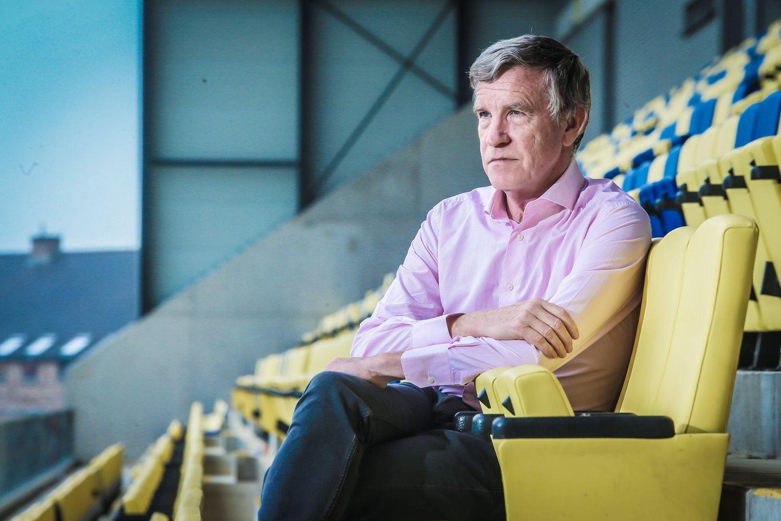 EINMALIGE VERWENDUNG Charlton Athletic/ Roland Duchatelet