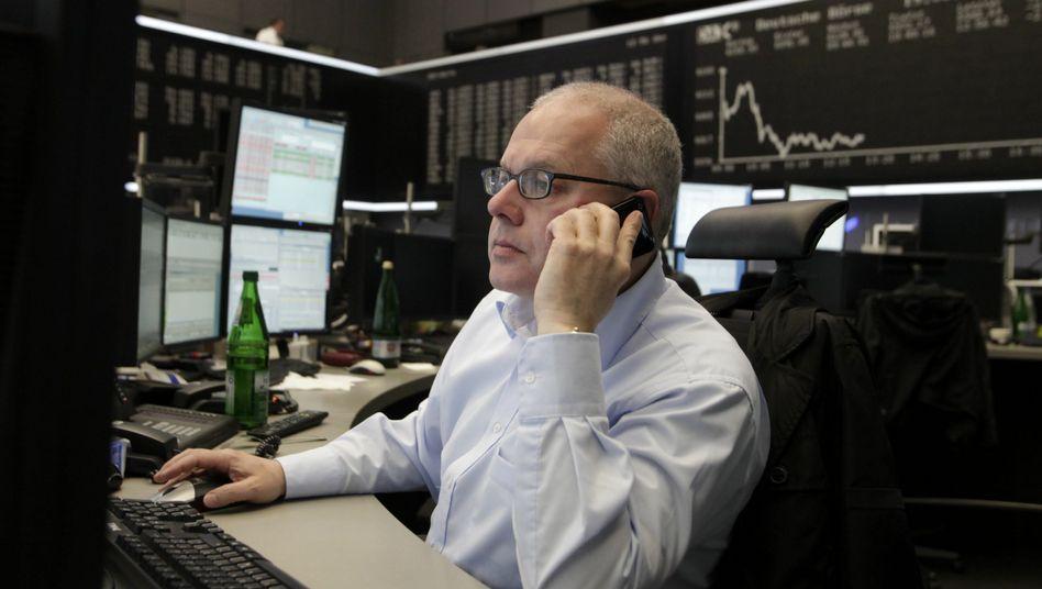 Börsenhändler in Frankfurt: Anti-Zocker-Plan mit gravierenden Mängeln