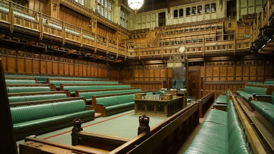 House of Commons in Westminster: Wer sitzt nach der Wahl auf diesen Bänken?