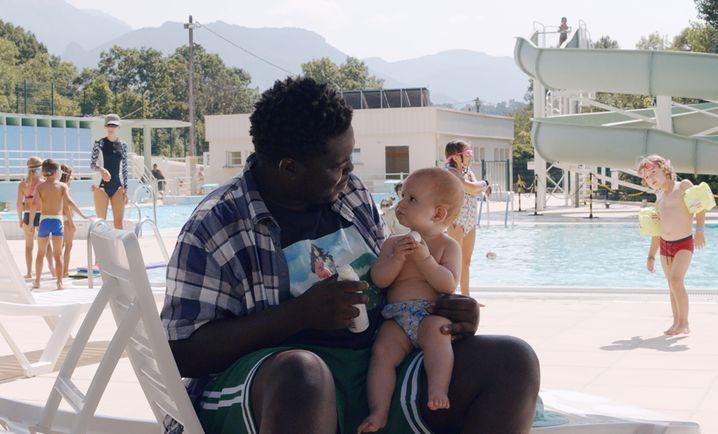 "Salif Cissé in ""A l'abordage"""