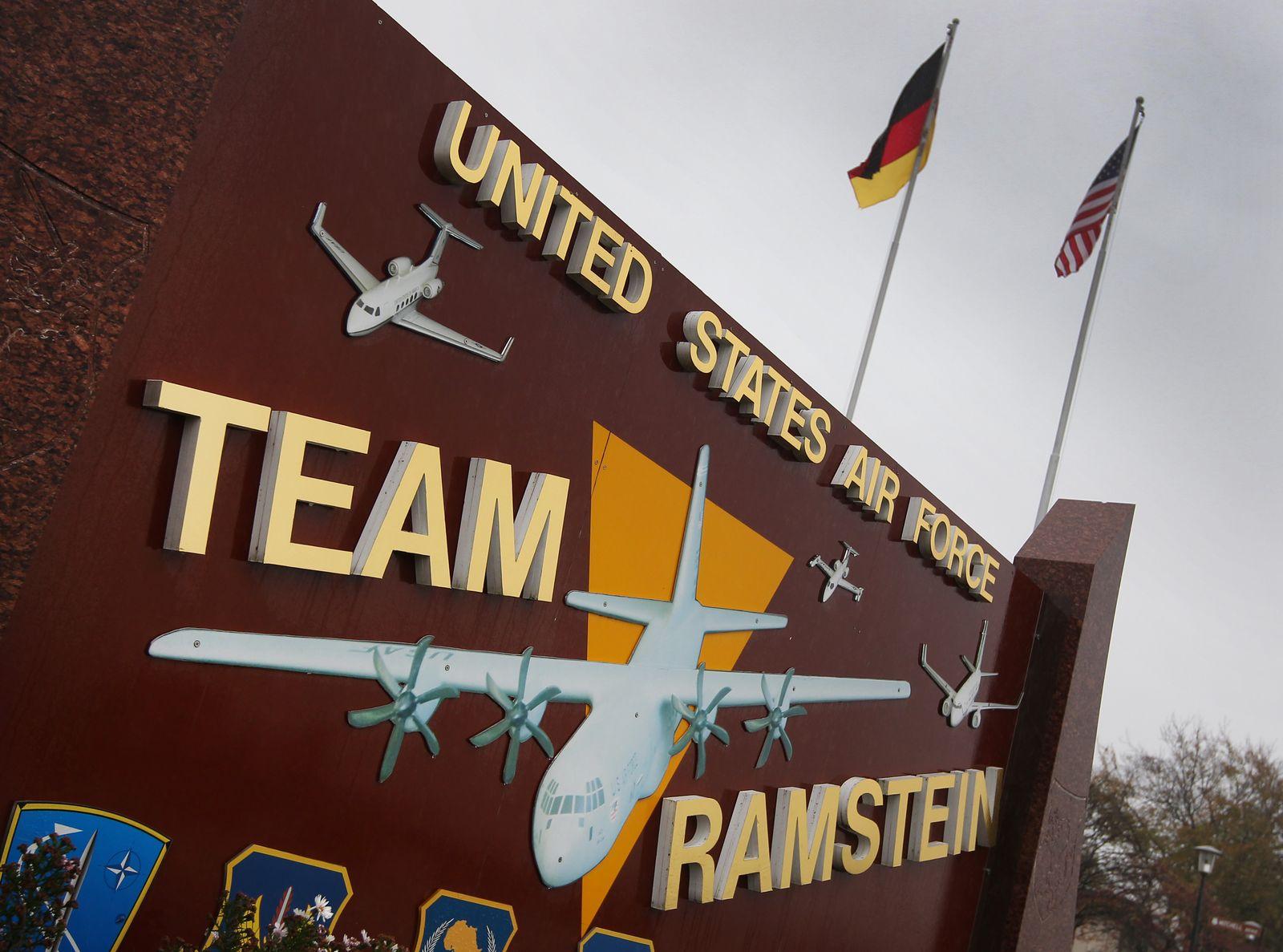 GERMANY-US-RAMSTEIN-ARMY