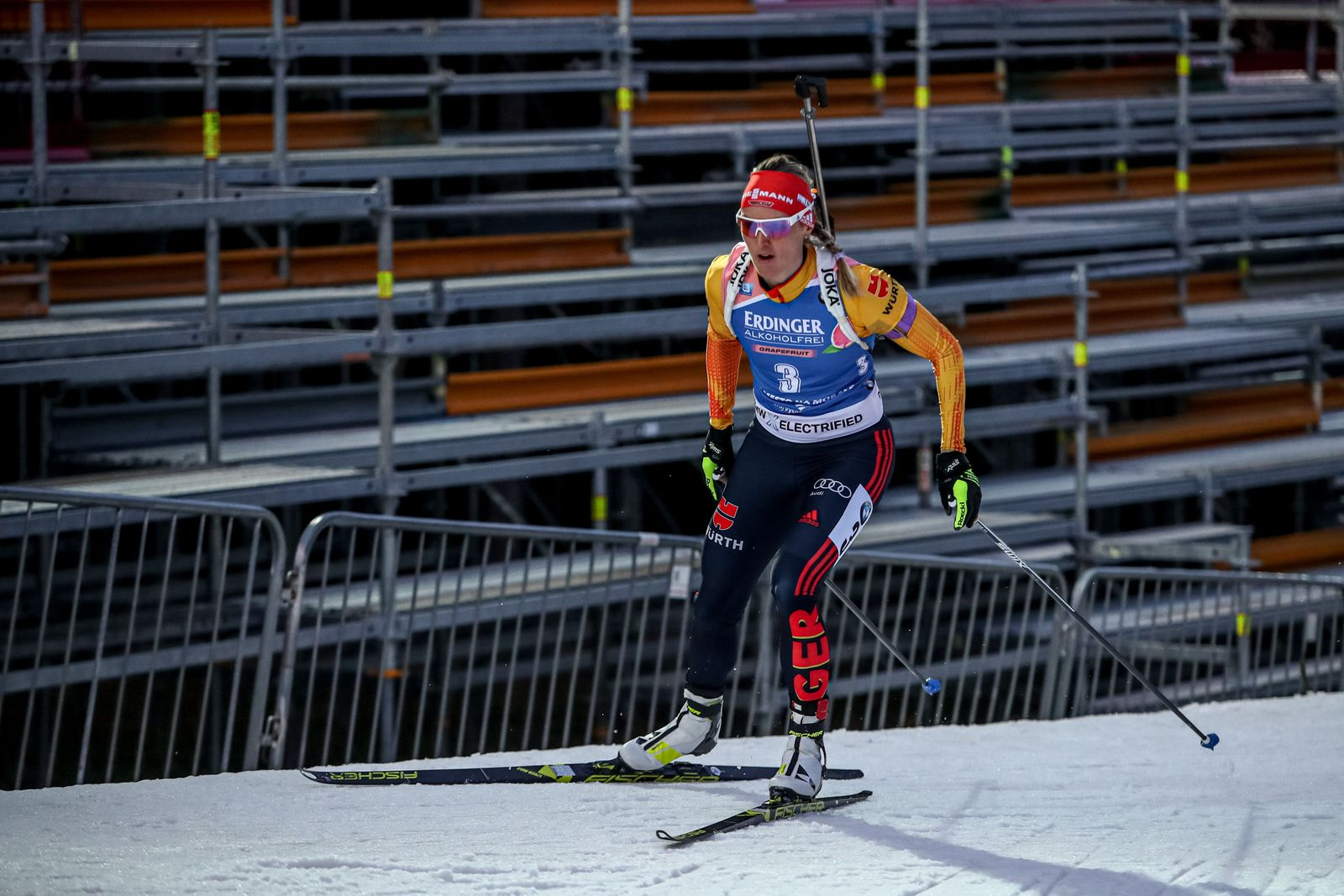 IBU Biathlon World Cup in Nove Mesto na Morave, Czech Republic - 05 Mar 2020