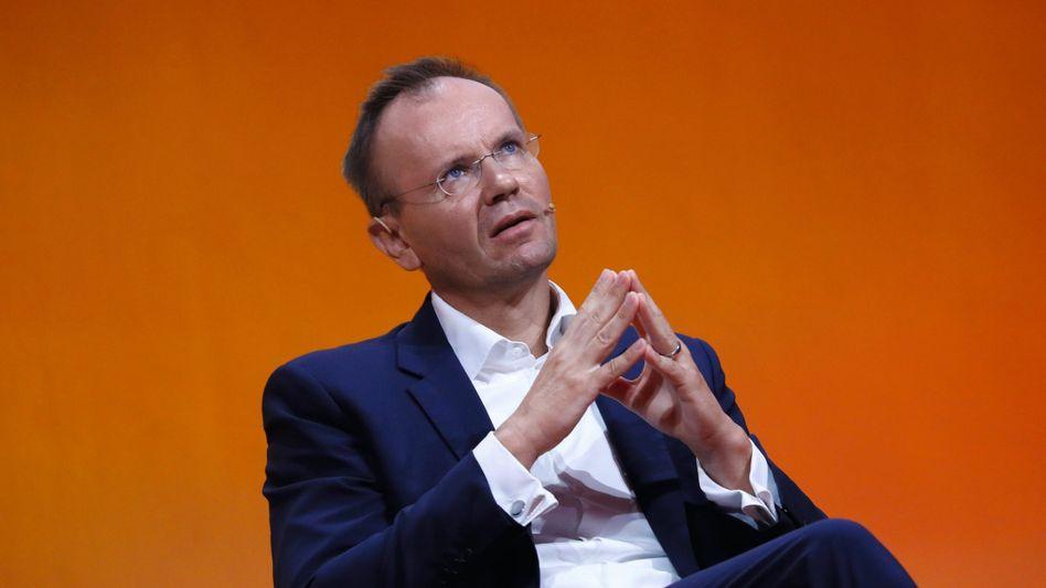 """Wirecard-Chef Braun:""""Keine Beschattung von Personen"""""""