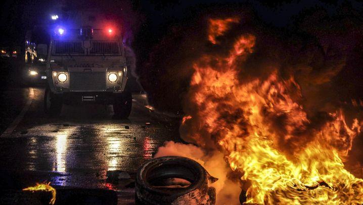 Protest in der Türkei: Tote bei Demonstration für Kobane