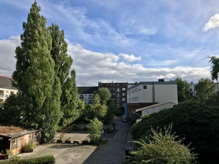 Innenhof von Leila Hansen