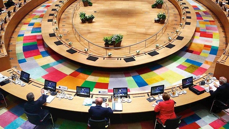 Staats- und Regierungschefs in Brüssel