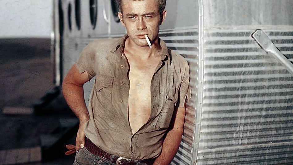 James Dean verkörperte den Rebell im Kino