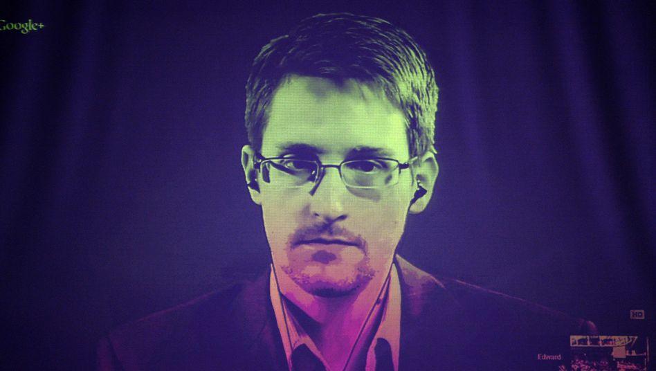 Edward Snowden (Videobild): Enthüllungen als digitaler Meteoriteneinschlag