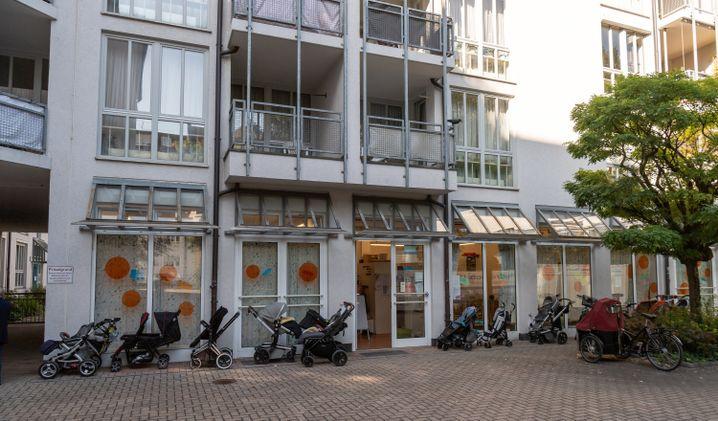 Eltern-Kind-Zentrum «Elki» in München-Schwabing: Rentner gegen Kinderlärm