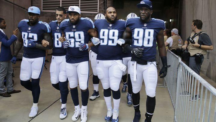 NFL: Diese Teams wollen in den Super Bowl