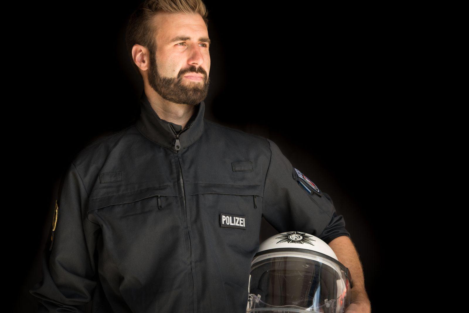 Der Mensch hinter der Uniform