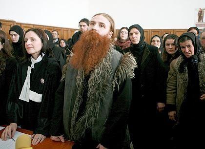 Teufelsaustreiber vor Gericht: 14 Jahre Haft