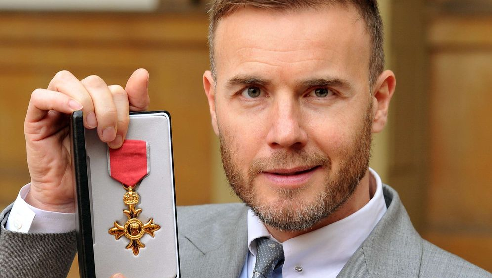 Gary Barlow: Öffentliche Schelte für Take-That-Star