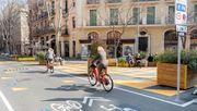 Barcelona schränkt den Autoverkehr in der Innenstadt weiter ein