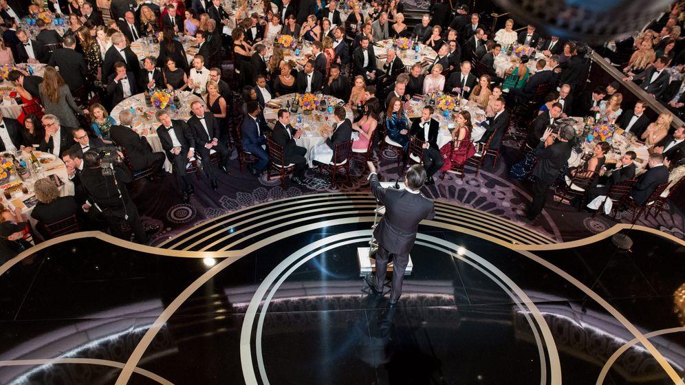 Verleihung der Golden Globe Awards: Die Preisträger in Bildern