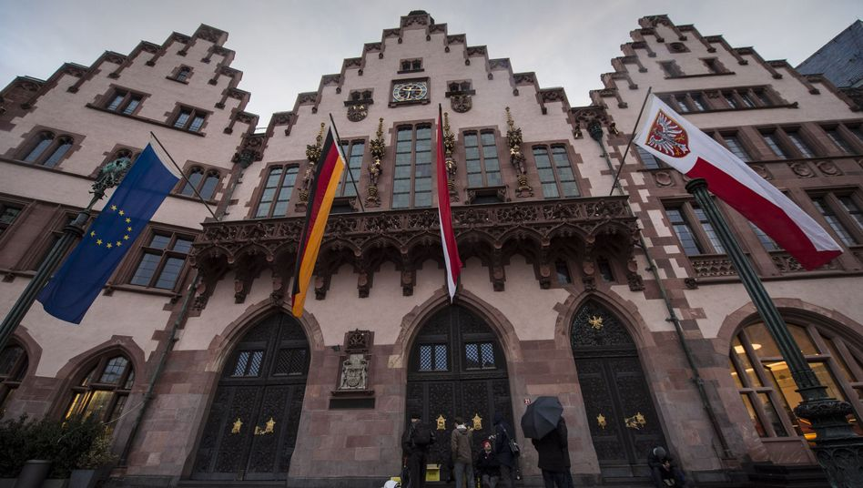 Rathaus in Frankfurt am Main