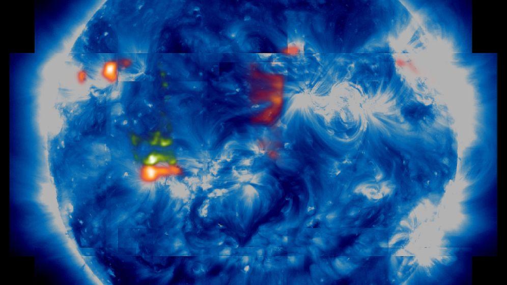Kartiert: Quellen der Sonnenwinde