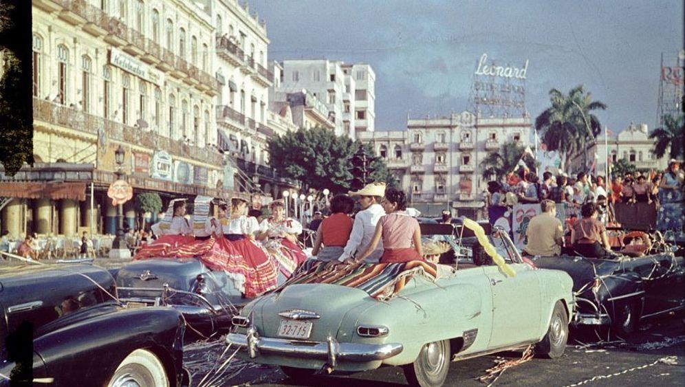 Kuba in den Fünfzigern: Wo die Farben Rumba tanzen