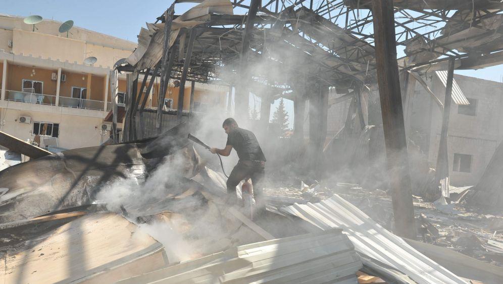 Gewalt in Syrien: TV-Sender unter Feuer