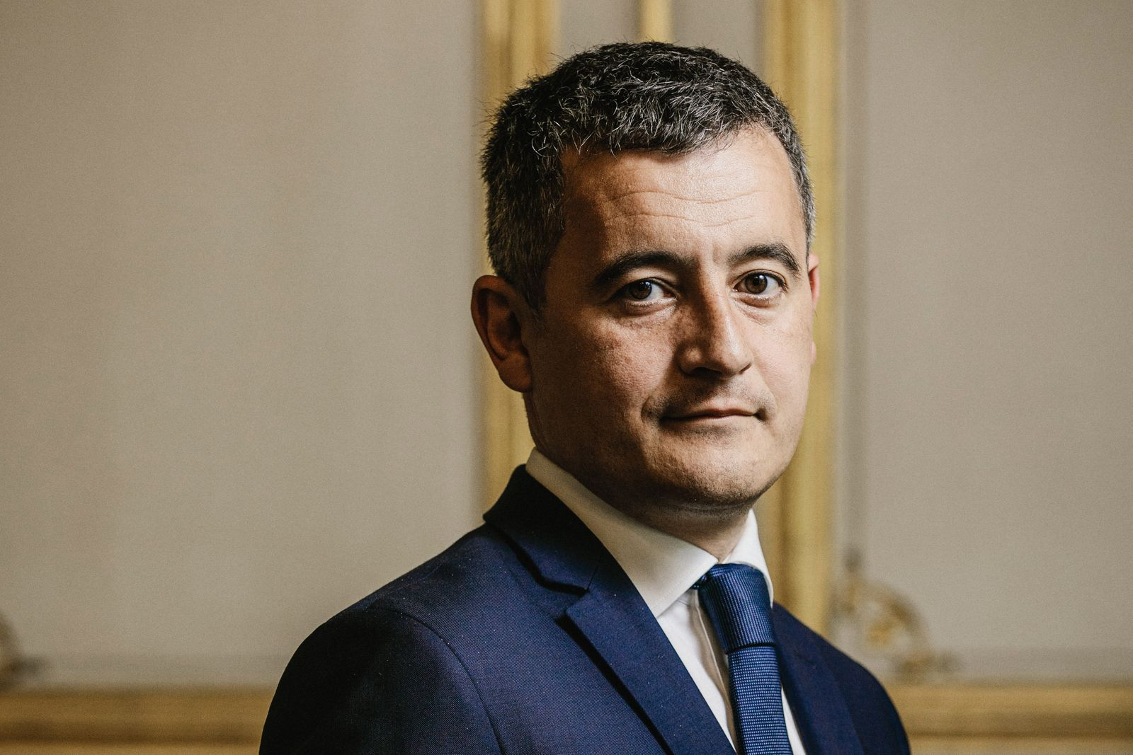 Gérald Darmanin Ministre de l'Intérieur de France