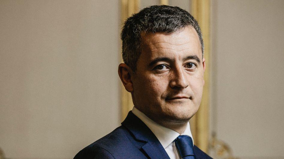 Politiker Darmanin: Macrons rechte Hand