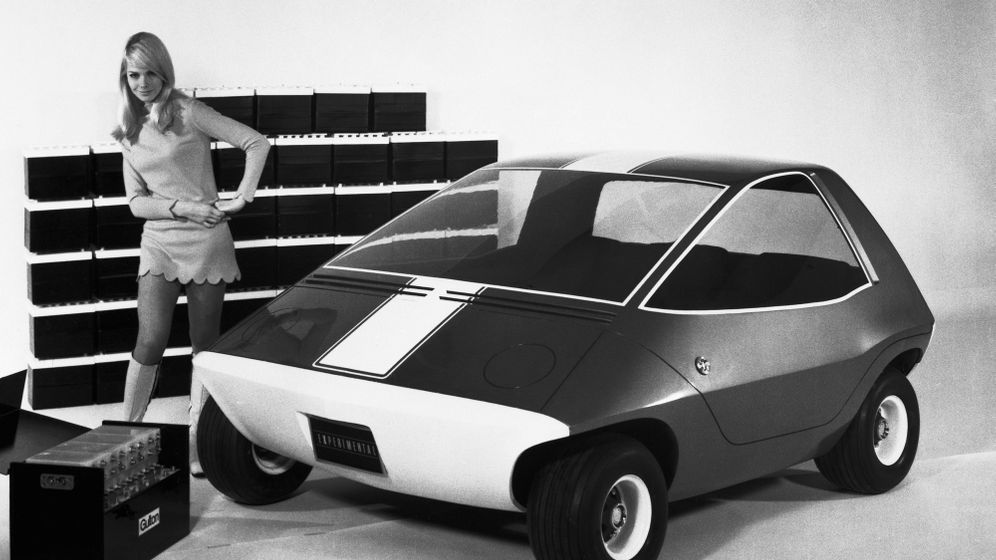 AMC Amitron: Zukunftsmobil von gestern